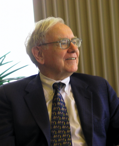 Warren Buffett Discards Airline Stocks
