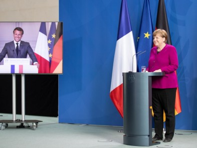COVID-19: Germany and France propose €500 bn recovery fund