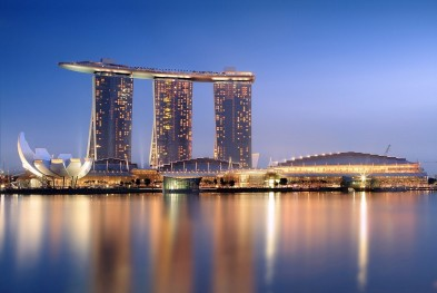 Marina Bay Sands reports a second quarter loss of $113 milli…
