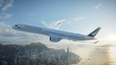 Cathay Pacific's reports loss in the first half of 2020